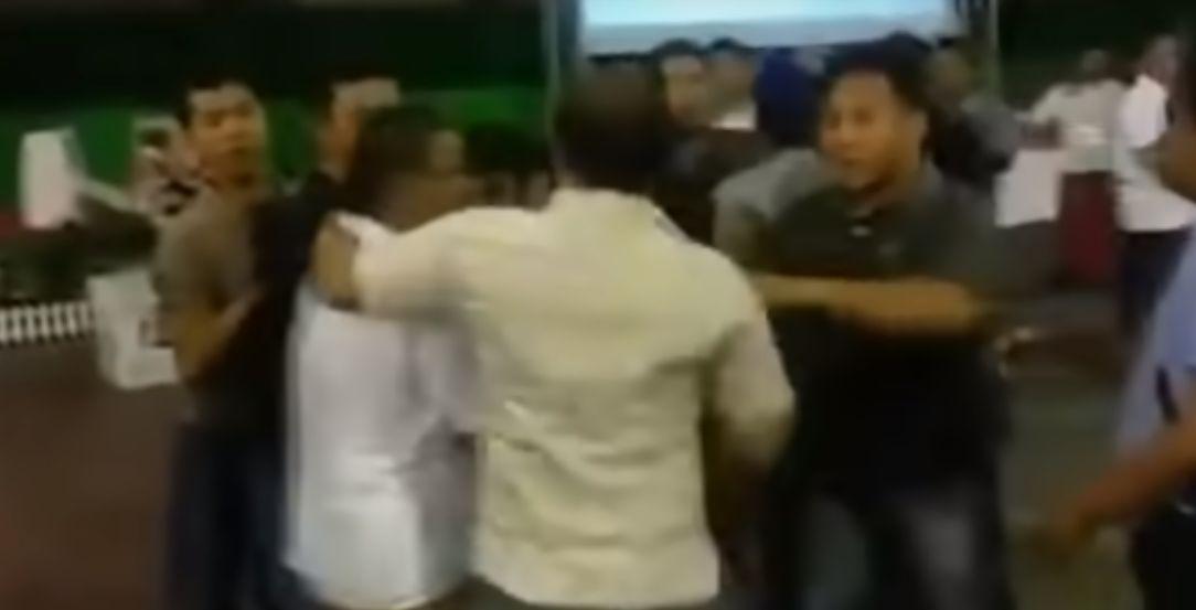 Ricuh, Rekapitulasi Suara di Sampang Madura