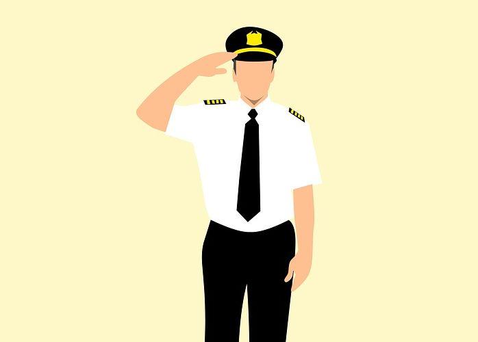 Pilot IR Dibekuk di Surabaya terkait Hasutan 22 Mei