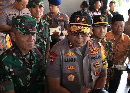 TNI-Polri Siapkan Pengamanan di Jatim Jelang Sidang MK