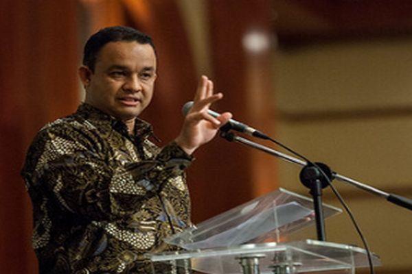Disindir, Gubernur DKI Tantang Mendagri