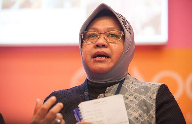 Image result for Anggaran Sampah Jakarta Buat Wali Kota Risma Tertawa, Ini Kata DPRD DKI