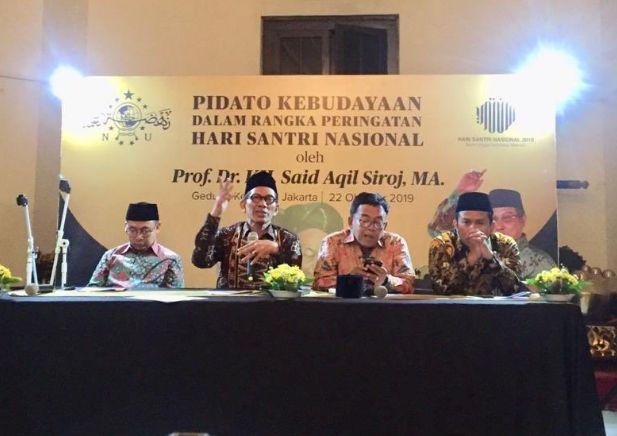 Kiai NU Kecewa Menag Dijabat Jenderal TNI (Purn) Fachrul Razi
