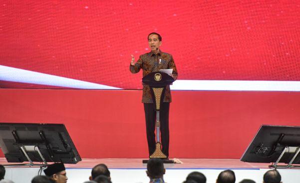 Jokowi Ungkap Anggaran Pendidikan Rp508 T: Ini Duit Semua, Hati-hati!