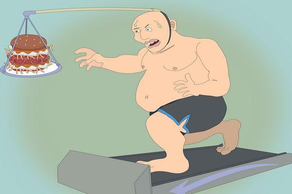 Cara Turunkan Berat Badan di Usia 50 Tahun ke Atas